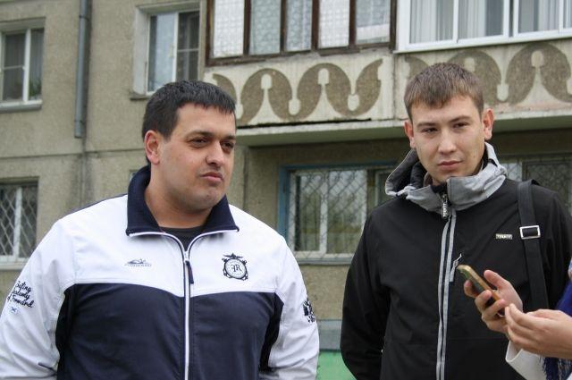 Двое граждан Ангарска задержали преступника, напавшего наженщину