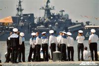 Главком ВМФ проверил боеготовность Балтийского флота.