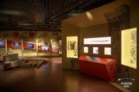 Экспозиция нового музейного комплекса