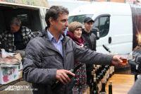 Фестиваль виноградарства и виноделия «Донская лоза» в 2016 году посетили около 12 тысячи человек.