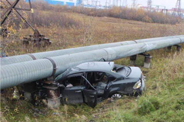ВСалехарде пьяная автоледи погубила пассажирку Сегодня в13:09