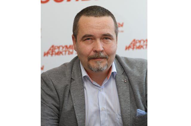 Психотерапевт Игорь Лях.
