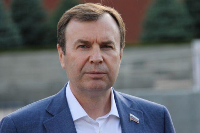 Виктор Зубарев уходит из краевого правительства.