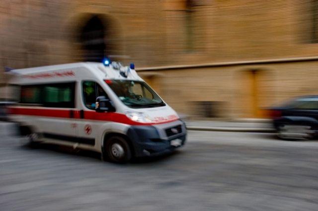 В столице скорая столкнулась слегковым автомобилем, пострадали трое