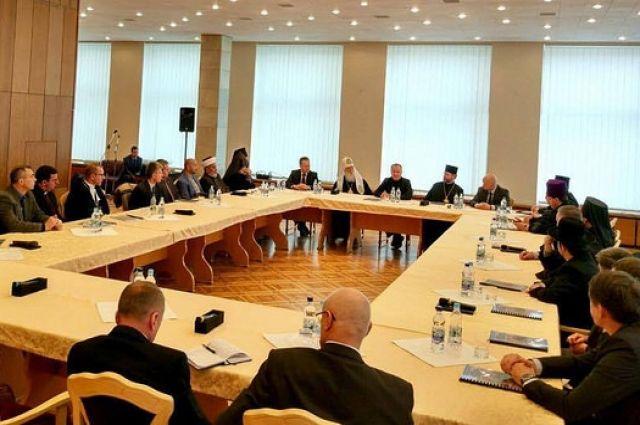 Грицак призвал церковь посодействовать восвобождении заложников