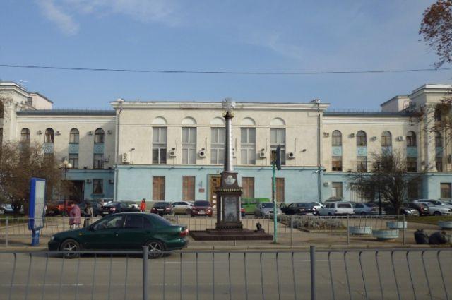 Избюджета Симферополя истратят 20 млн руб. на монумент «Ополчению всех времен»