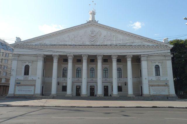 Реконструкция воронежского Театра оперы ибалета обойдется в1,5 млрд руб.
