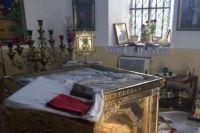 Преступники обокрали две церкви