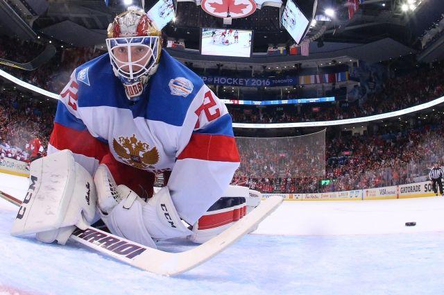 Зайцева назвали лучшим защитником Российской Федерации наКМ, Кучерова— лучшим нападающим