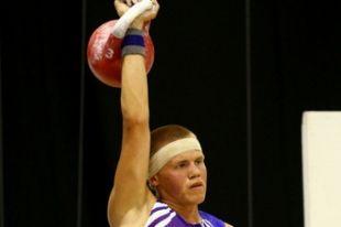 Алексей Иванов – мастер спорта международного класса по гиревому спорту