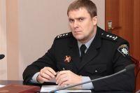 Заместитель председателя Национальной полиции Украины Вадим Троян