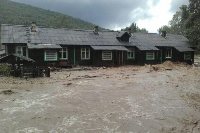 Практически 300 домов вПриморье стали непригодны для жилья из-за подтопления