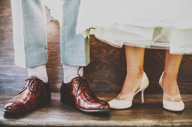 За обувью нужно тщательно следить.