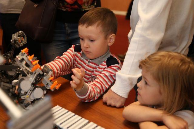 Дети с интересом принимали участие во всех мероприятиях.