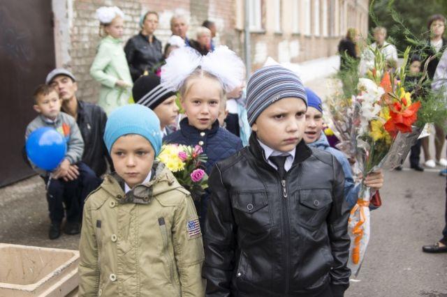 Два десятилетних ребенка невернулись домой изшколы