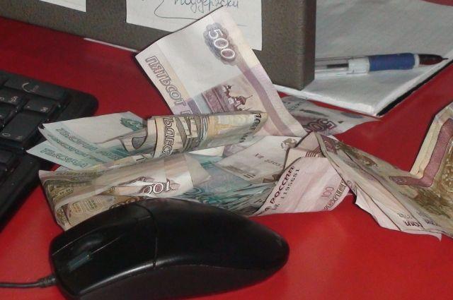 Кредитная кабала толкнула омичку на преступление.