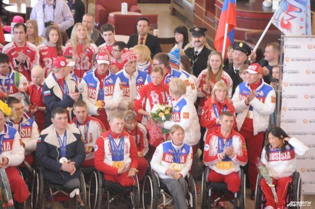 ВПаралимпийском совете РФ озадачены требованиями МПК повосстановлению членства