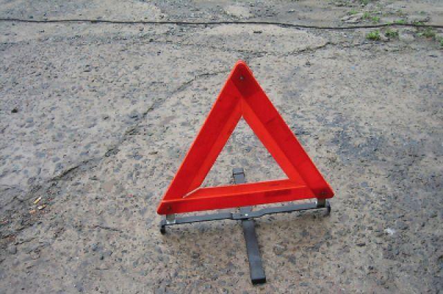Навостоке столицы мотоциклист сбил велосипедиста