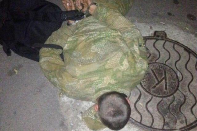 НаЖитомирщине «мотивированный» армеец воровал ипродавал боеприпасы