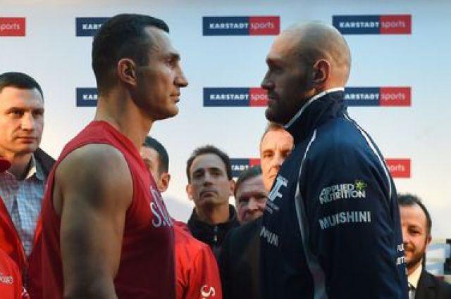 Соперником Кличко может стать австралиец Браун