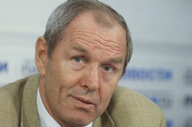 Вячеслав Старшинов.