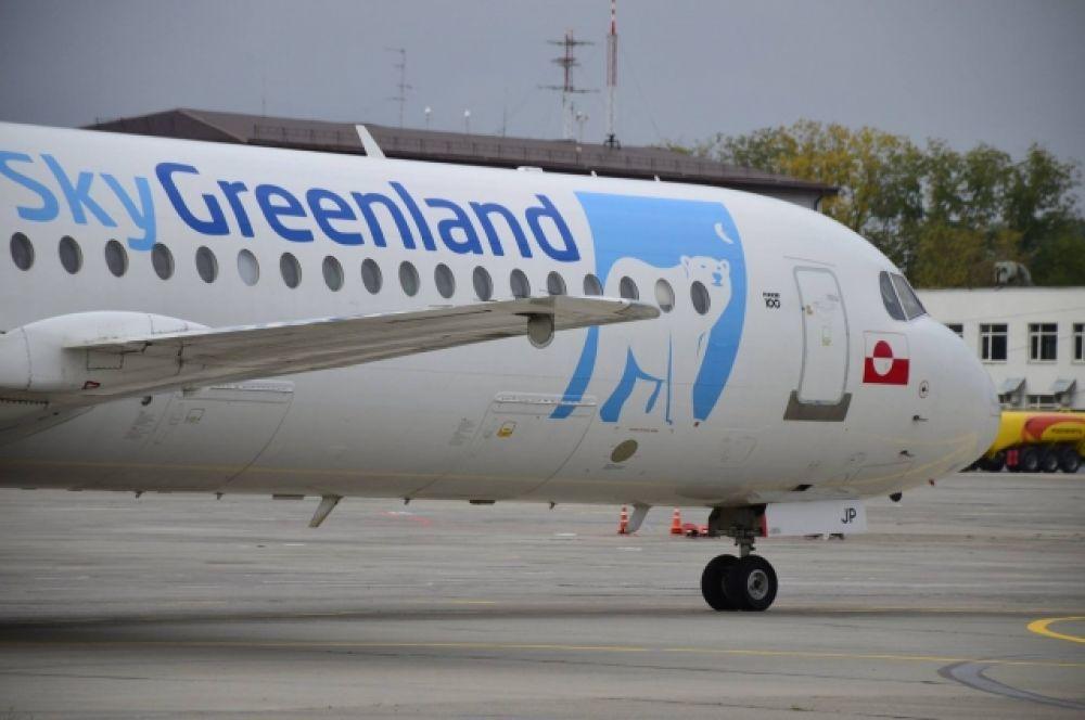 В ростовский аэропорт действующих чемпионов Нидерландов доставил самолёт авиакомпании Sky Greenland.