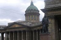 Казанский собор заложен в конце августа 1801 года.