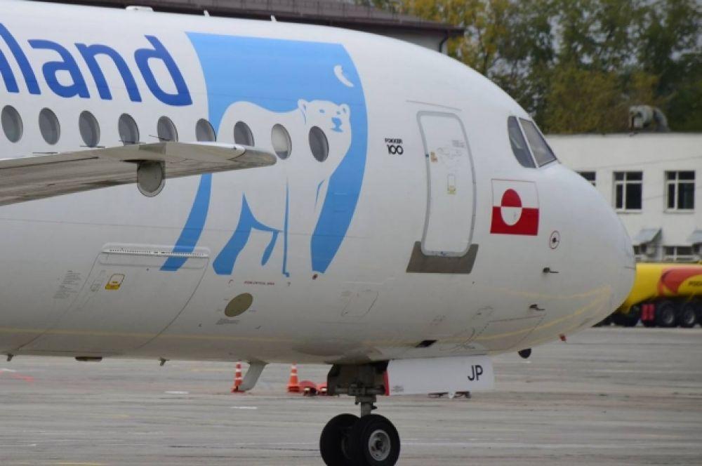Перрон ростовского аэропорта ещё не видел лайнеров с белыми медведями на ливреях.