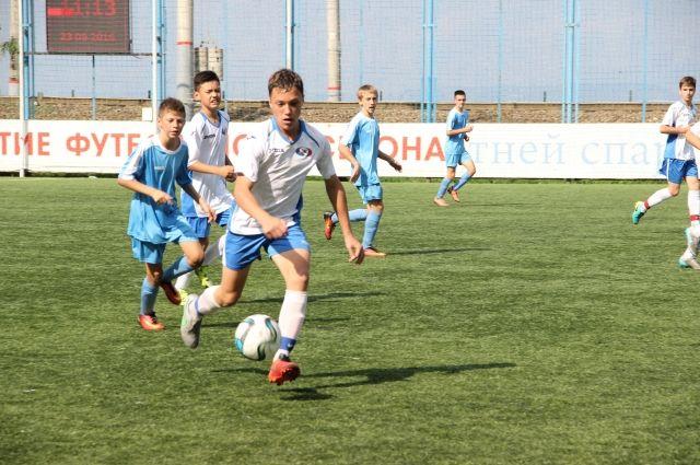 Матчи команд Дальнего Востока в столице Приморья получились жаркими.