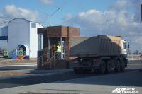 Росавтодор намерен ввести в Калининграде систему контроля веса грузовиков.