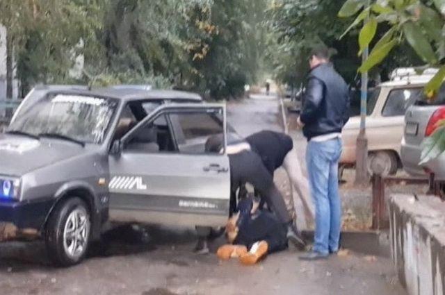 ВЗапорожье словили банду полицейских-автоугонщиков