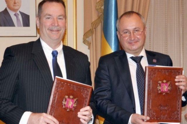 СБУ иНАТО подписали соглашение обохране информации сограниченным доступом