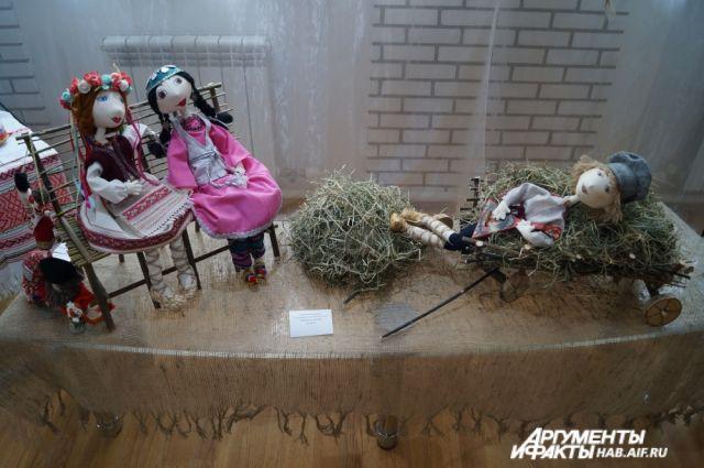 Тюменские выставки побывали вТобольске, Ханты-Мансийске, и в столице России