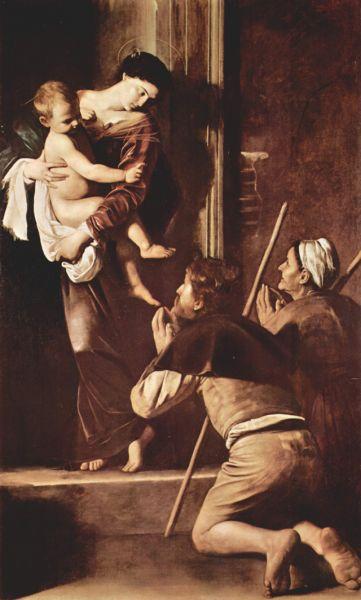 Однако не все его работы церковь принимала благосклонно. «Мадонна ди Лорето» (1604), созданная для церкви Сант-Агостино, вызвала скандал: церковникам не понравилось декольте мадонны и то, что художнику позировала куртизанка.