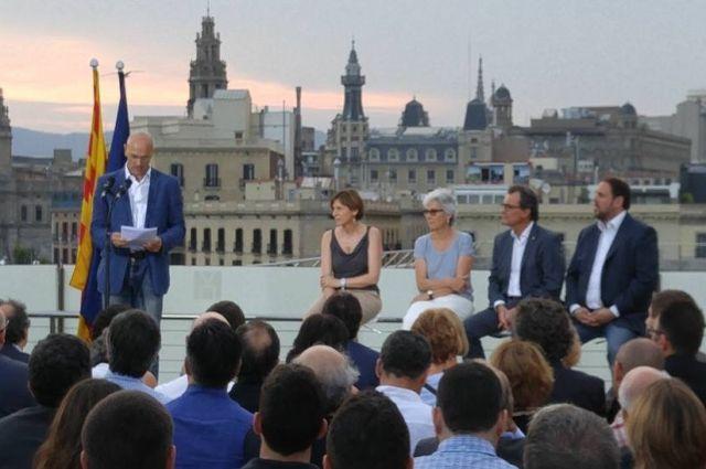 Вслучае обретения независимости Каталония признает Крым русским