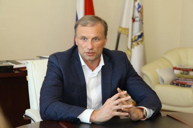 Дмитрий Сватковский встатусе замгубернатора возглавил министерство социальной политики