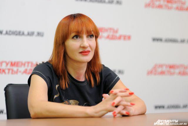 Виктория Гриценко.