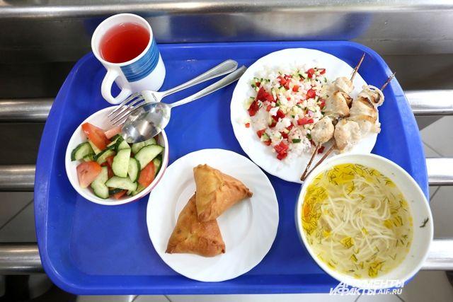 После школьного завтрака дети угодили в поликлинику. ЧПвлицее №50 Калининграда