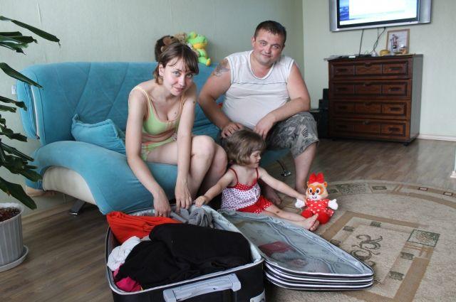 В Приморском крае переселенцы обрели новый дом.