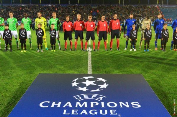 Футбольный клуб «Ростов» во втором туре матча группы D Лиги чемпионов сыграл вничью с голландским ПСВ.