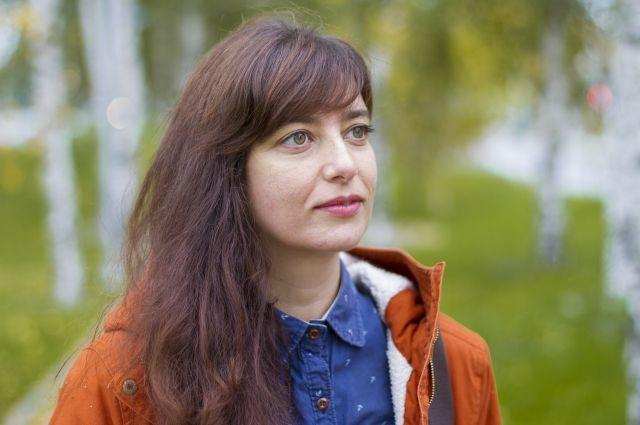 Анна-Ксения Вишневская.
