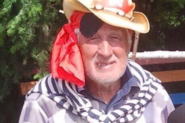 ВПерми ищут пропавшего пенсионера сбелым ведром