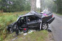 В ДТП на трассе Калининград-Янтарный погибла 3-летняя девочка.