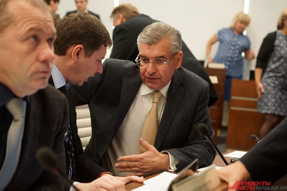 Бывший глава Перми Игорь Сапко был избран в Государственную Думу.