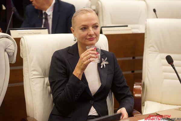 Доктор экономических наук Татьяна Миролюбова впервые попала в ЗС по партийным спискам.