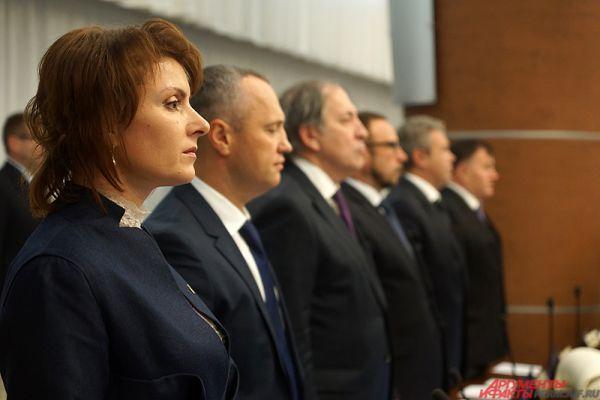 В Заксобрание Пермского края в этом году избрали 59 депутатов.