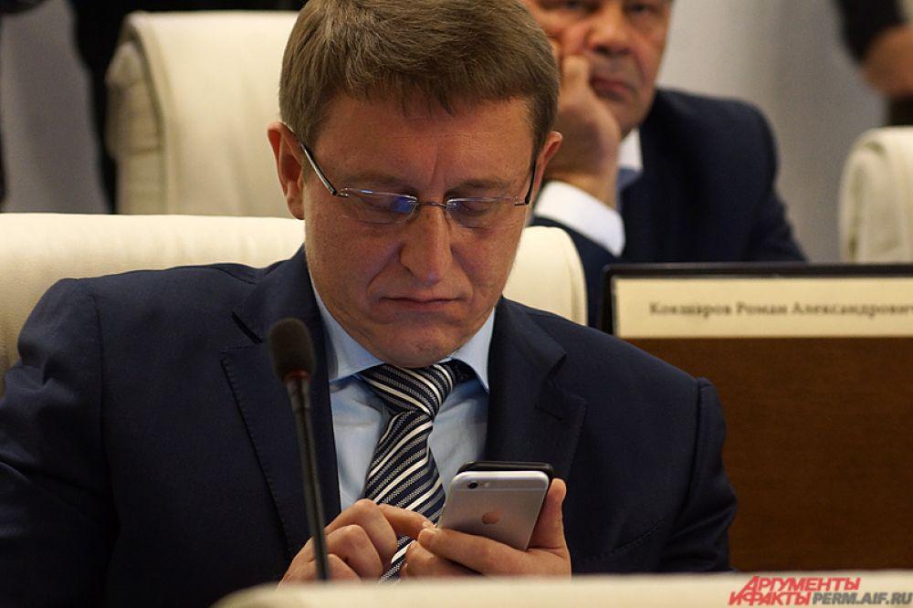 Также в Госдуму попал известный пермский политик Дмитрий Скриванов.