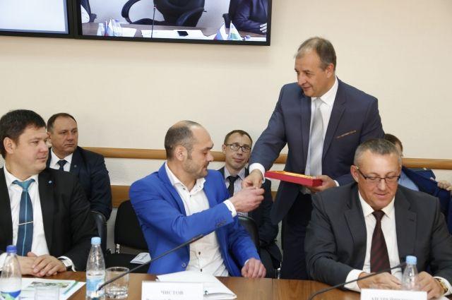 Главой думы Ханты-Мансийска стал Константин Пенчуков