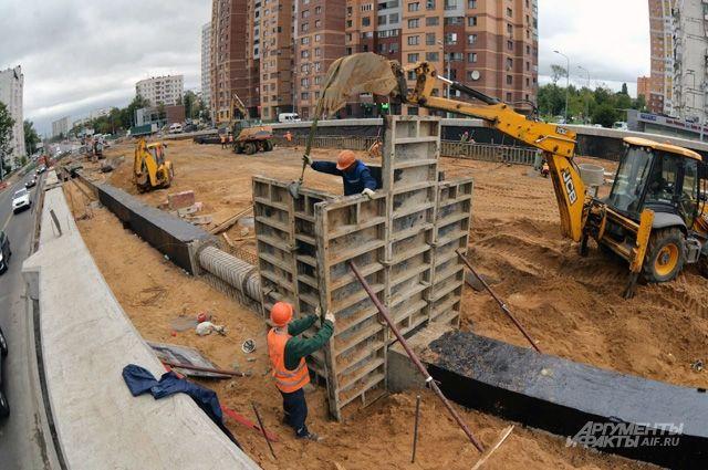 Строительство замка правосудия вНижнем Новгороде может закончиться раньше доэтого декабря 2017-ого