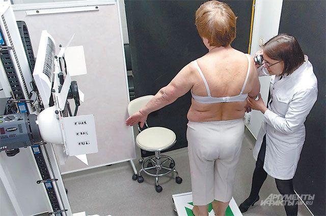 Обследование пациентов в фотолаборатории с целью создания паспорта кожи.